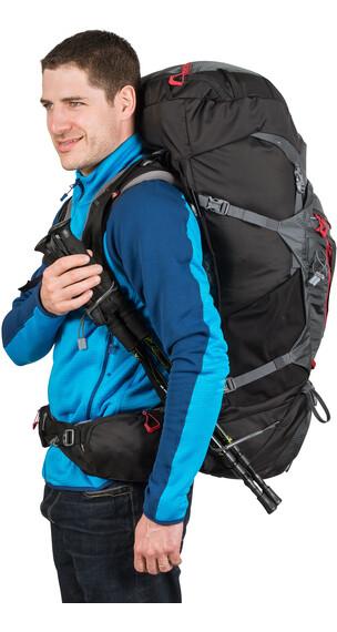 Millet Mount Shasta 65+10 Backpack Tarmac/Noir